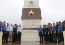 Thêm công trình khẳng định chủ quyền Tổ quốc tại đảo Trần, Cô Tô