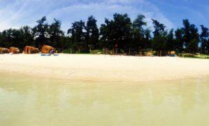 Biển Hồng Vàn quyến rũ khách đến Cô Tô